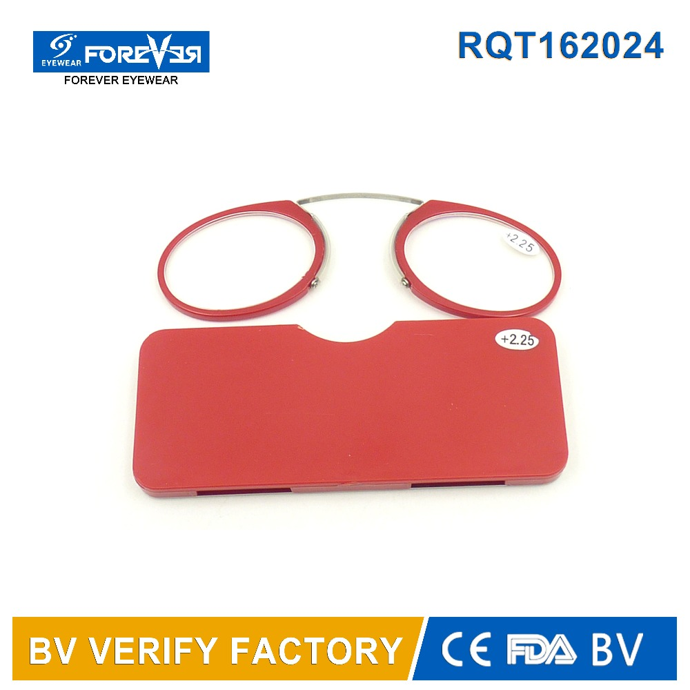 RQT162024 China Wholesaler design optics optimum optical reading glasses without arms