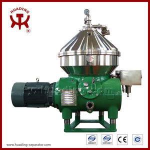 Factory Directly latex separator westfalia With CE and ISO9001