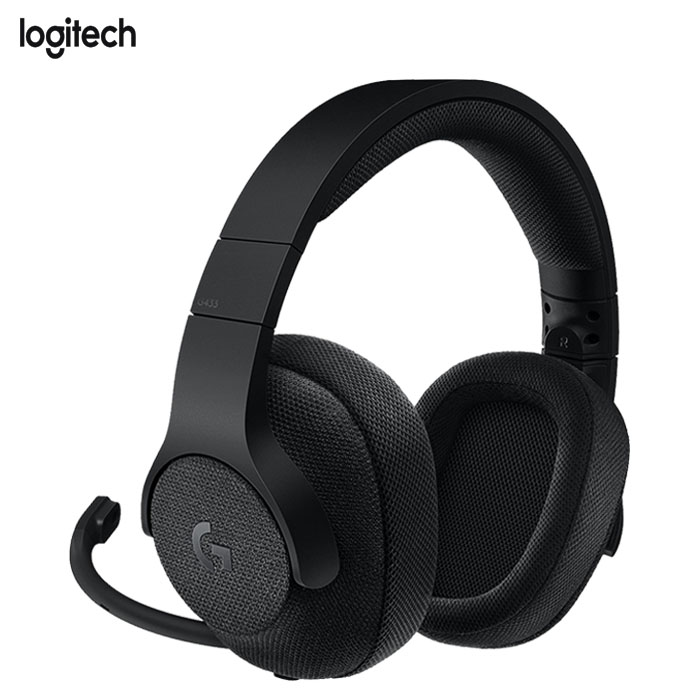 Logitech G433 7 1 Earphone Bluetooth Wired Gaming Headset With Dts Headphone View Headset Bluetooth Logitech Product Details From Suntech Enterprises International Limited On Alibaba Com