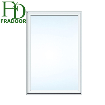 Thermal Break Aluminium Frame Fixed Double Glazed Glass Partition ...