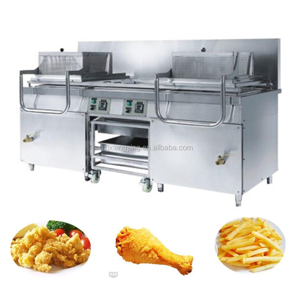 Xyxz 2 E Equipamentos De Cozinha Industrial Fritadeira De Frango