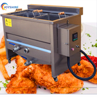 Commercial Groundnut Turkey Fried Chicken Frying Machine Fryer