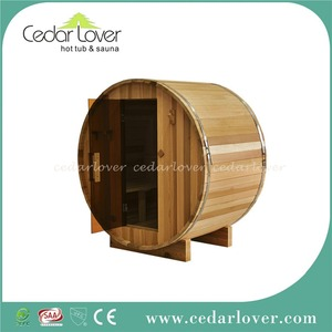 Healthy bath house herbal steam sauna