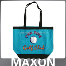 logo printing unisex 2014 recycled conference tote bags