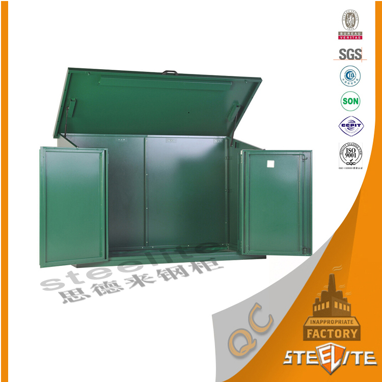 Customized Bike Storage Containers Outdoor Bike Storage Cabinet