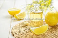 PURE AND NATURAL LEMON ESSENTIAL OIL FOR FLAVOR AND FRAGRANCES