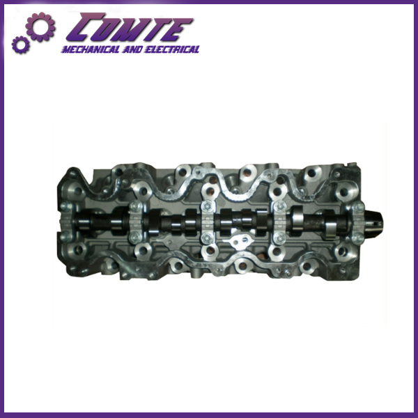 Complete Cylinder head 2CT 2C-TE/3C-TE 2C for Toyota corolla 2.0D 2.2D diesel engine 11101-64390 11101-64132