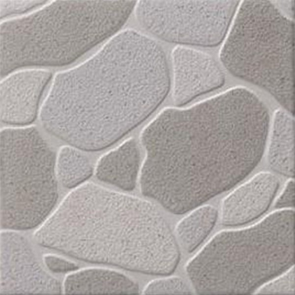white ceramic glaze 12x12 floor tile red