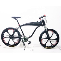 road bicycle with gas frame/bicycle engine kits 2.4L gas tank frame motorized bike