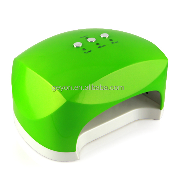 Can't believe it the low price 24w led curing lamp for gel nails made in china