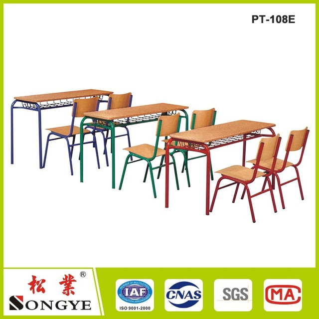 Cheap Student Desk And Chair Study Table With Chair Used In Classroom  School Furniture