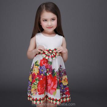 8fbd256cc 2016 baby girl summer dress new design names of girls dresses beautiful  girls fairy dress in