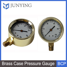 Pressure Gauge With Bourdon Tube