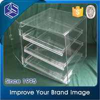 New products acrylic jewelry display box /jewelry display case