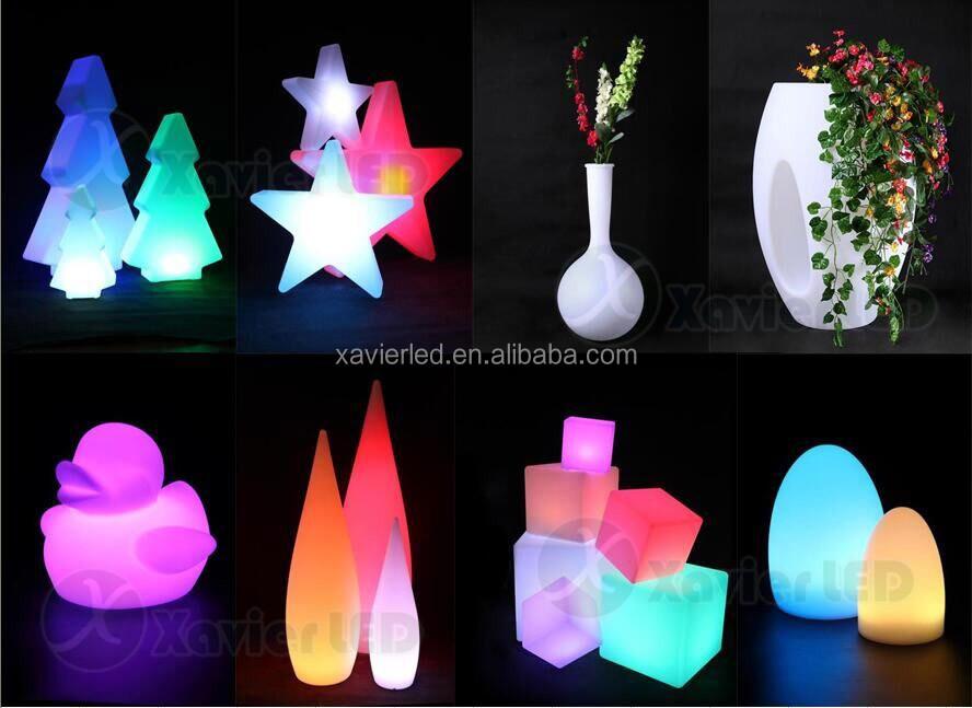 Led 야외 가구/led stool/LED. 트. 를 빛
