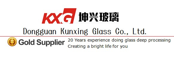 KXG kunxing 5mm 6mm 8mm 10mm 12mm 15mm 19mm cong tempered glass