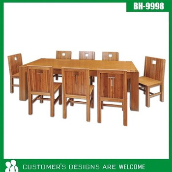 Heavy Duty Dining Table And Chair Luxury Top