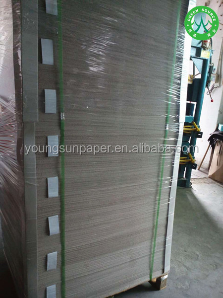 Duplex Board Grey Back/230g Laminated Paper White/gsm Paper