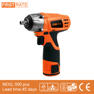 12v li-ion high power cordless impact guns ratchet wrenches for sale