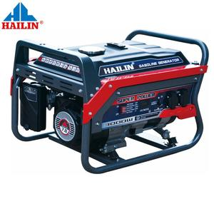 HAILIN 2.6KW 3000 RPM Portable Power Gasoline Generator For Camping