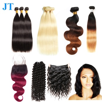 Wholesale Factory Price Professional Direct Custom Logo 16 Inches Straight Indian Remy Hair Extensions