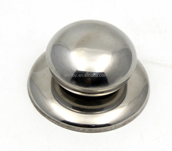 top-quality stainless steel cookware knob for cookware lids