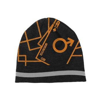 24cf1607def1d Pom Beanie Hats Wholesale Knitted Jacquard Custom 100% Acrylic Beanie
