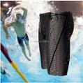 High Quality Men Swimming Jammers Professional Racing Sharkskin Shark Skin Swimming Trunks Fastskin Swimwear ShortsPants