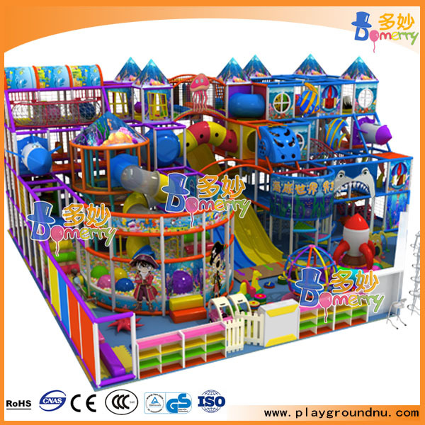 Ihram Kids For Sale Dubai: Space Theme Indoor Playground Equipment For Kids