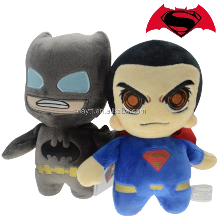 Wholesale The Dawn of Justice Superman Vs Batman Statue Action Figures plush toy