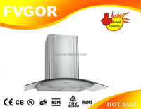 kitchen exhaust system rang hood
