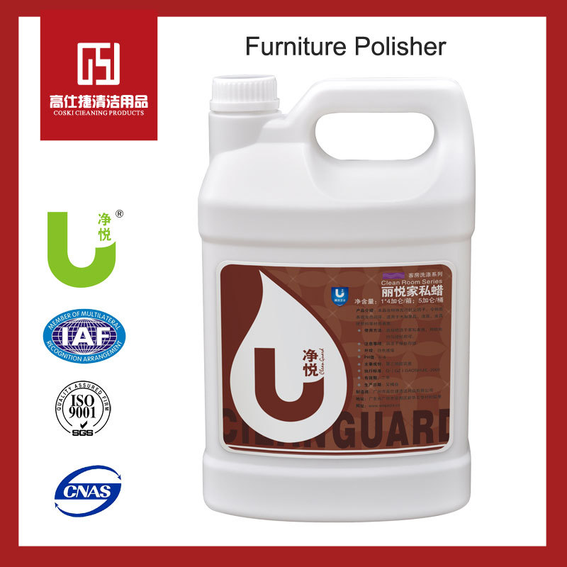 Liquid Furniture Wax For Polishing Leather Wood