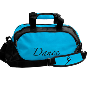 Girls Dance Duffle Bag with Shoulder Strap Choose Color