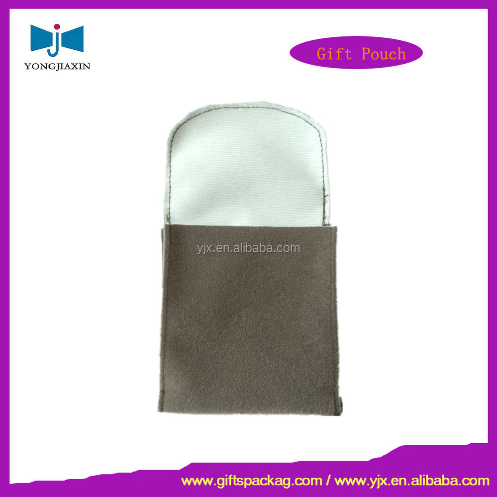 factory wholesale custom design fabric envelop bags
