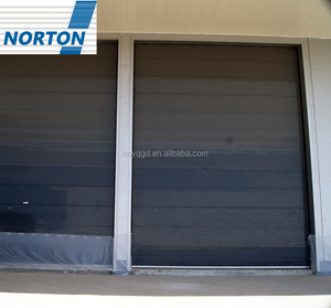 Factory Direct Sale Low Price High Quality Used Commercial Sectional Door