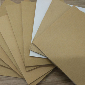 Factory All Size Type Colored of Corrugated Cardboard Paper Sheets