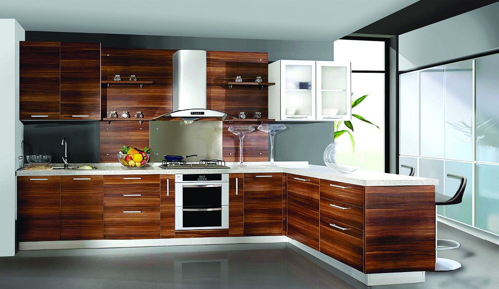 Glossy Veneer Kitchen Cabinets Used Kitchen Cabinets Craigslist ...