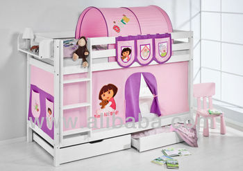 reputable site ce851 33596 Bunk Bed Childrens Bed High Sleeper Bed Cabin Bed