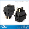UL approved illuminated 20a 125v 16a 250v t125 r11 rocker switches