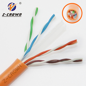 Bulk Order Cat6e Network Cables Cat6 UTP With Pull Box 1000ft