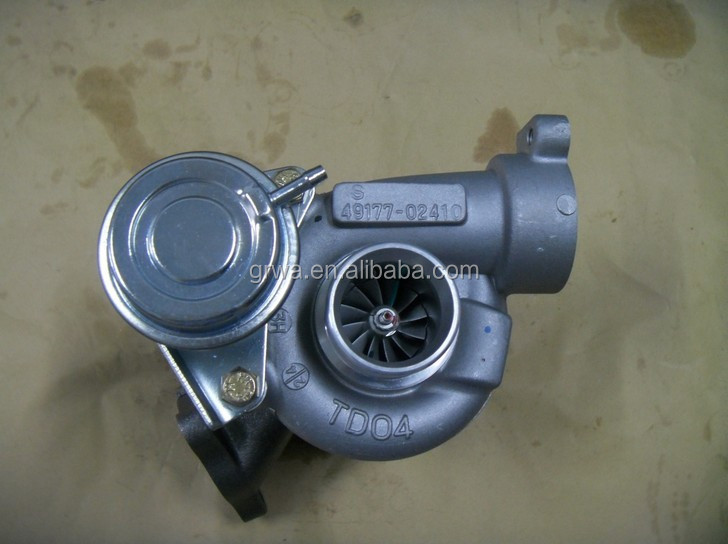 turbocharger TD04 49177-02400 for Mitsubishi 3000GT Engine 6G72 lowest price