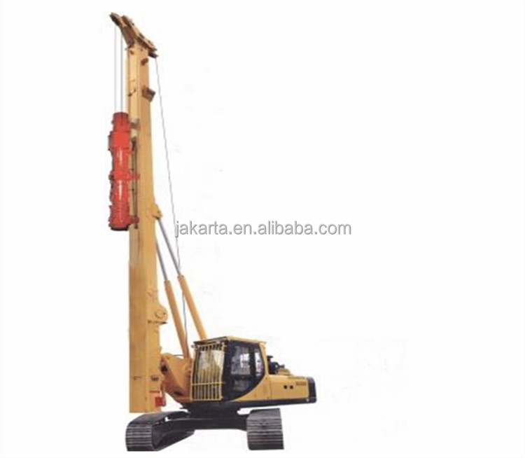 Hot selling DCL40-15L Crawler type diesel pile hammer