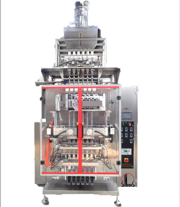 Automatic Multi Lane Granule Packing Machine
