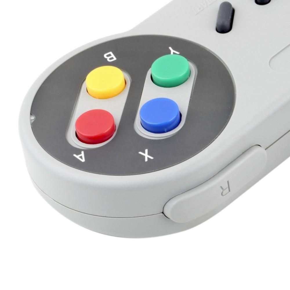 Clássico Controlador USB PC Controladores Gamepad Joypad Joystick Substituição para Super SF para SNES MAC