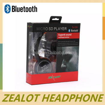 Zealot B370 Bluetooth Wireless Headphones The Best Quality From ...