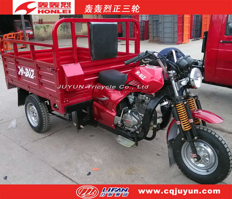 150cc air-cooling tricycle for loading/three wheel motorcycle made in China HL150ZH-A32