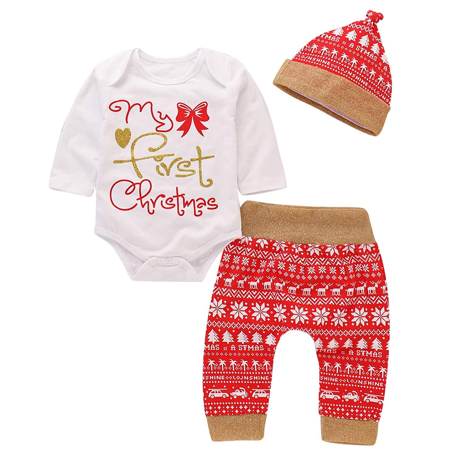 Cheap Baby Christmas Clothes 1, find Baby Christmas Clothes 1 deals ...