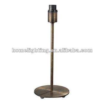 Ba 330 Lamp Accessories Antique Bronze Table Lamp Base Lamp Making