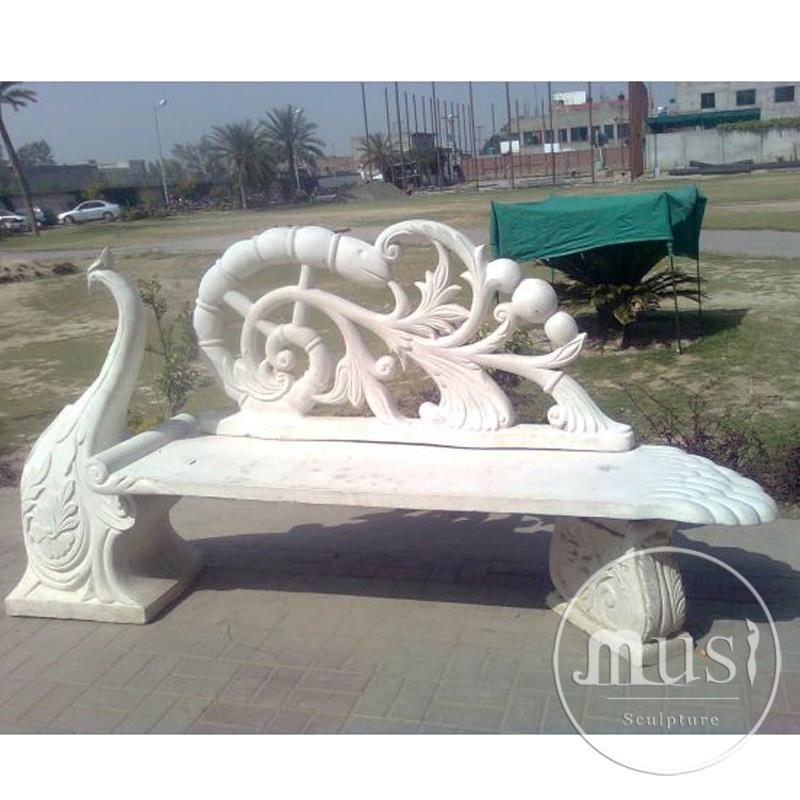 chinese stone carving matble statues antique marble benches