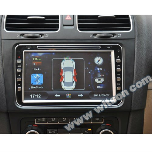 WITSON vw jetta with gps, dvd,ipod